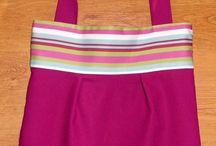 Moje torby/ my bags, handmade, how to sew a bag, sewing inspiration, / Torby na zakupy, na wypad na miasto, gdziekolwiek:-) handmade, szycie, how to sew a bag, easy bag, sewing inspiration, rozetahandmade, rozetahandmade.blogspot.com