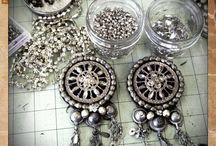 Bellydance medallions