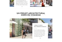 inspiration | webdesign / by Raïssa Lara Fasel
