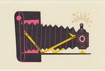sixties illustration