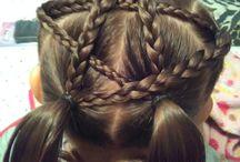 Yaretzi's Princess Hair