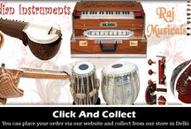Raj Musicals / RajMusical is a Online Music Instruments Store where you can buy guitars and other equipments like violin and more...........