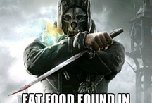 Dishonored / Funny facts about the game.