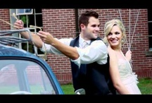 happy wedding videos / by lillie's flowers for weddings and celebrations