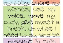 Affirmations for Birth / Your doula already knows that no matter how your birth goes, you will find the courage and strength to do what needs to be done.