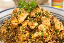 Couscous and Wheat Bulgur recipes