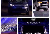 All New Land Rover Discovery / The All New Land Rover Discovery will be launched mid- 2017! Here are the first glimpses of the Discovery!