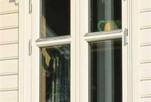 Utvendig / Her har du muligheten til å skape en mer eksklusiv eller penere fasade.