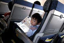 kid travel / by Addie Gross