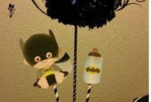 Baby Shower Batman