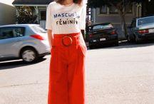Feminism & Fashion