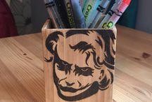 Custom made branded boxes