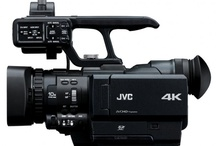 JVC / The GY-HMQ10 is the world's first hand held camcorder capable of capturing and recording real-time video at 4 times the resolution of full HD—3840 x 2160 images at 24p, 50p and 60p. Now you can deliver stunning cinema-quality recordings with a small form factor, self-contained camcorder.