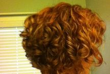 short curly bobs