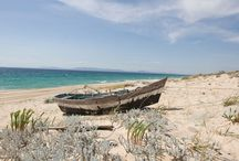 Comporta / Some of Portugal's most stunning beaches in the natural wilderness of the Alentejo.
