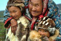Oriental tribes/Asia: Russia/Mongolia/India..