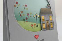 Card: Einzug / Home