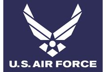 USAF Pride / Proud board dedicated to the United States Air Force -- past, present, and future. We are all in your debt.