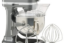 My Kitchenaid mixer  / by Katie Jones