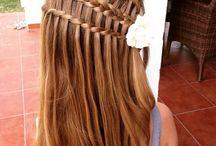 Penteados para Festa