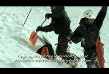 Rescate de la Guardia Civil de dos montañeros españoles en Marruecos / Rescate de la Guardia Civil de dos montañeros españoles en Marruecos