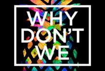 - ̗̀ Why don't we.  ̖́-