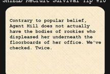 SHIELD Recruit Survival Tip