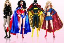 supereroine Barbie