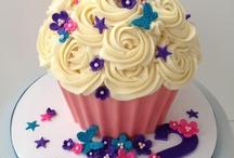 Charly Cake Smash / Ideas for Charly's Cake ~ first birthday cake smash