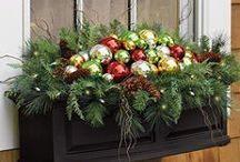 Holiday decorations / by Sherree Albers