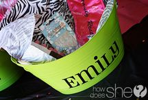 Party Ideas / by Lori Manning