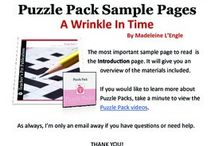 Free Literature Puzzles and Worksheets