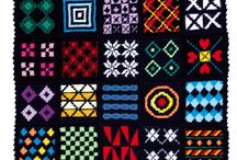Crochet-Sampler Afghans