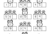 Numeracy / Easter maths