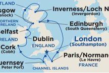 12 napos hajóút Southamptonból