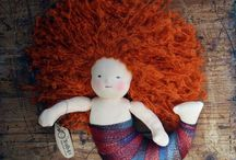 Naronka Mermaid Dolls