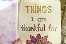 Gratitude / Things in my life I am grateful for and that remind me of the power of gratitude.  #Gratitude