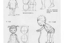 анатомия аниме