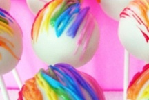 Cake pops/Cake balls