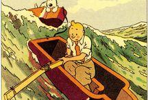 Hérge - Tintin