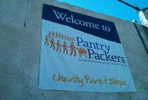Pantry Packers / A unique volunteer opportunity in Jerusalem for tour groups and families.   Packing food for Israel's poorest families. A powerful 90 minute experience you will remember forever!  Charity Pure and Simple Since 1788 / by Pantry Packers