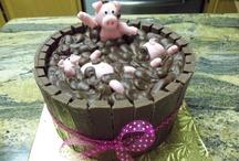 Cake Ideas / by Jodie Holstein