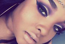 make-up / Amazing make-up