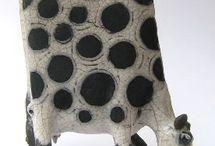 ~ Animal sculptures