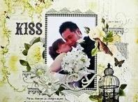 {Wedding} Scrapbook Inspiration / by Christina Connolly