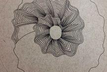 zentangle and doodle art