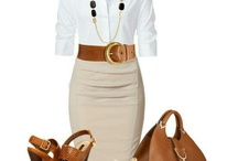interview outfit / by Shawn Johnson