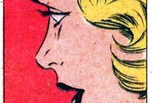 Comic Pop Art (Vintage) / Pop Art in Comics