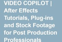video copilot after effect page