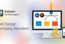 Web Design Company of Aberdeen